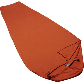 Nordisk Línea Stretch - Fundas para sacos - Mummy naranja